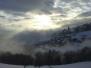 Montmery en hiver